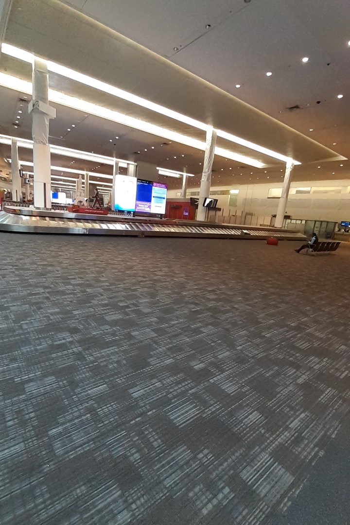 Toronto, Pearson Airport Baggage Claim