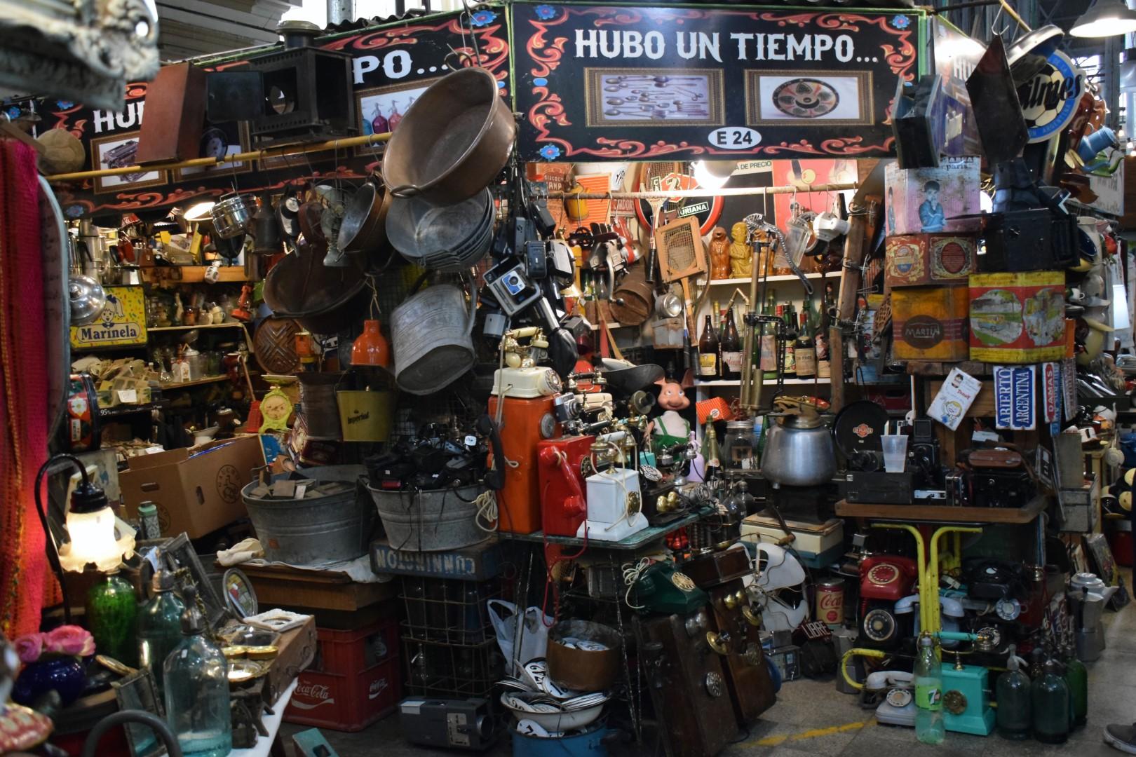 Mercado San Telmo, Buenos Aires