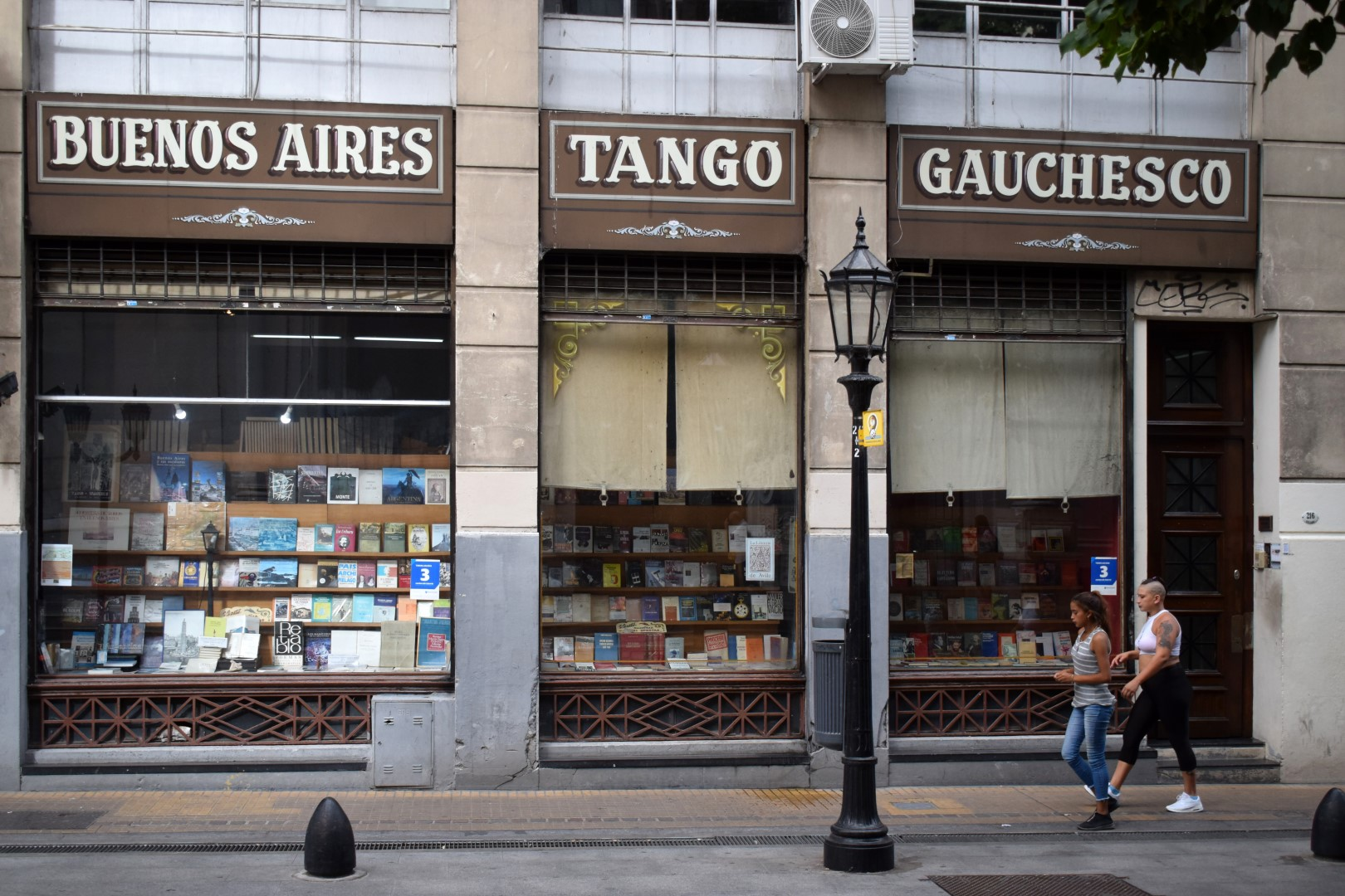 Calle Adolfo Alsina, San Telmo, Buenos Aires