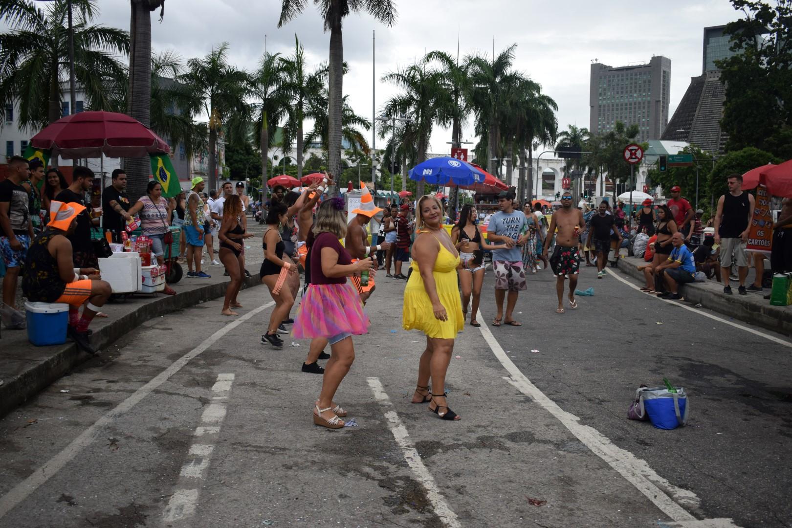 Av. República do Paraguai, Centro, Rio de Janeiro