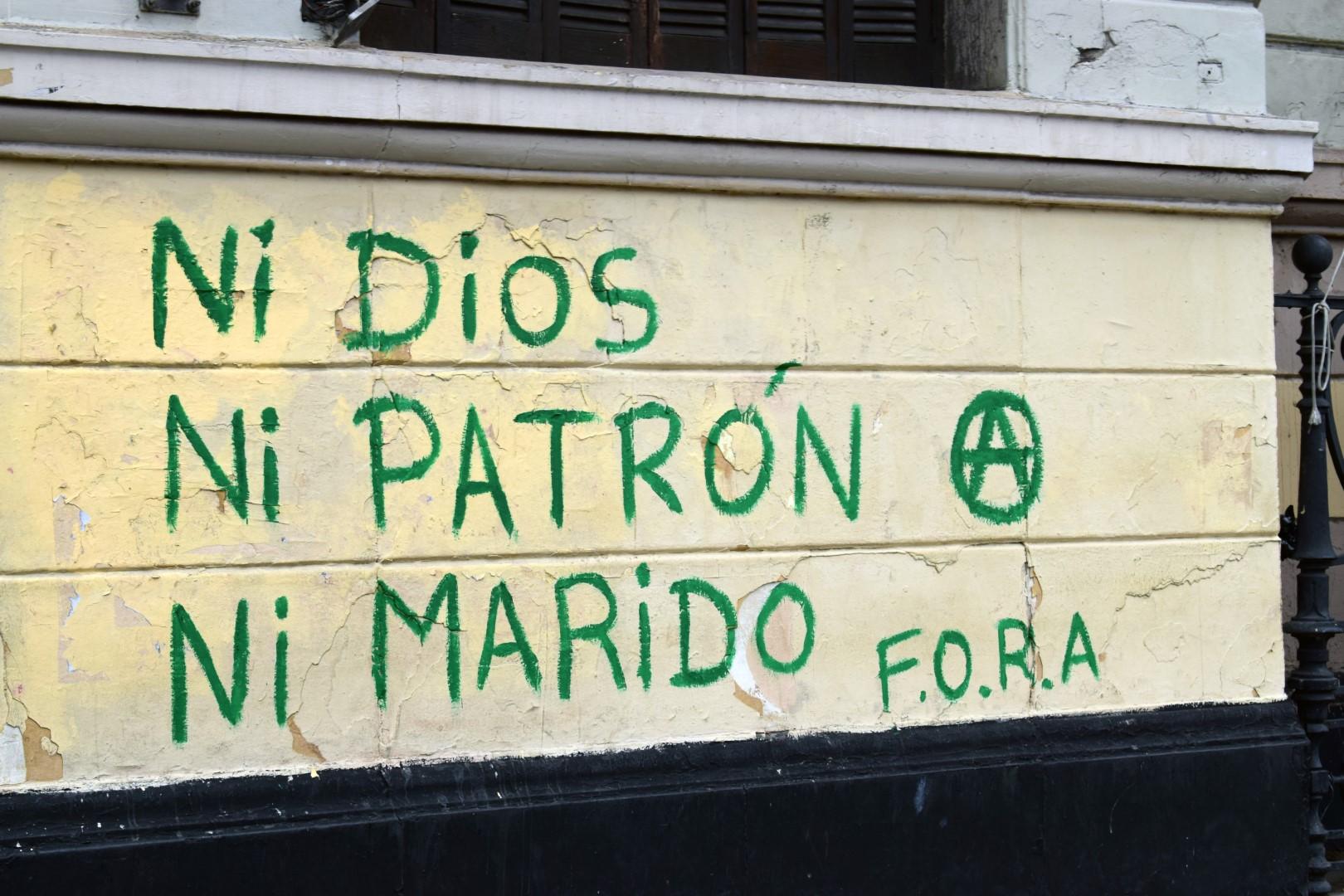 Día Internacional de la Mujer, Plaza de Mayo, Buenos Aires