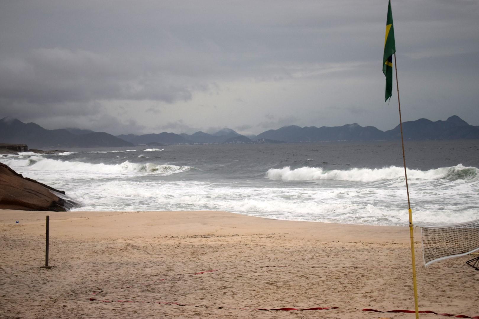 Praia do Diabo, Ipanema, Rio de Janeiro