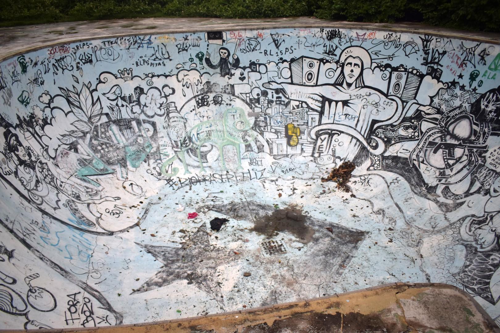 Garota de Ipanema park, Ipanema