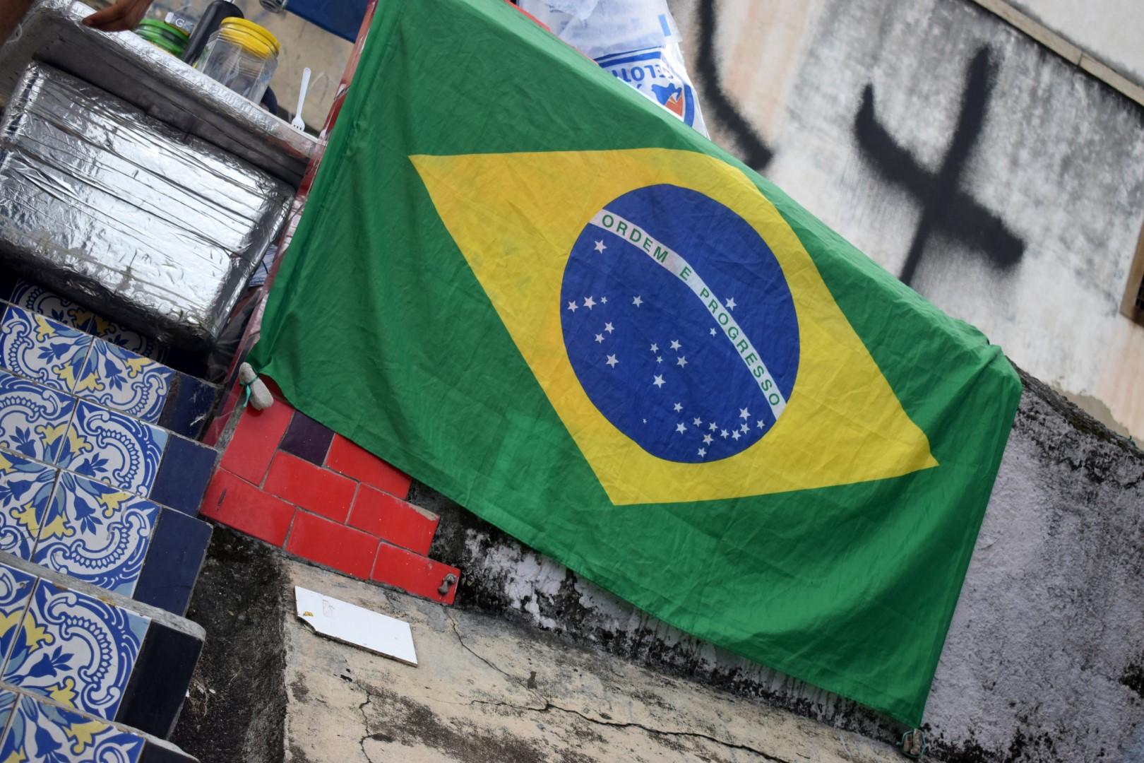 Escadaria Selarón, R. Joaquim Silva, Centro, Rio de Janeiro