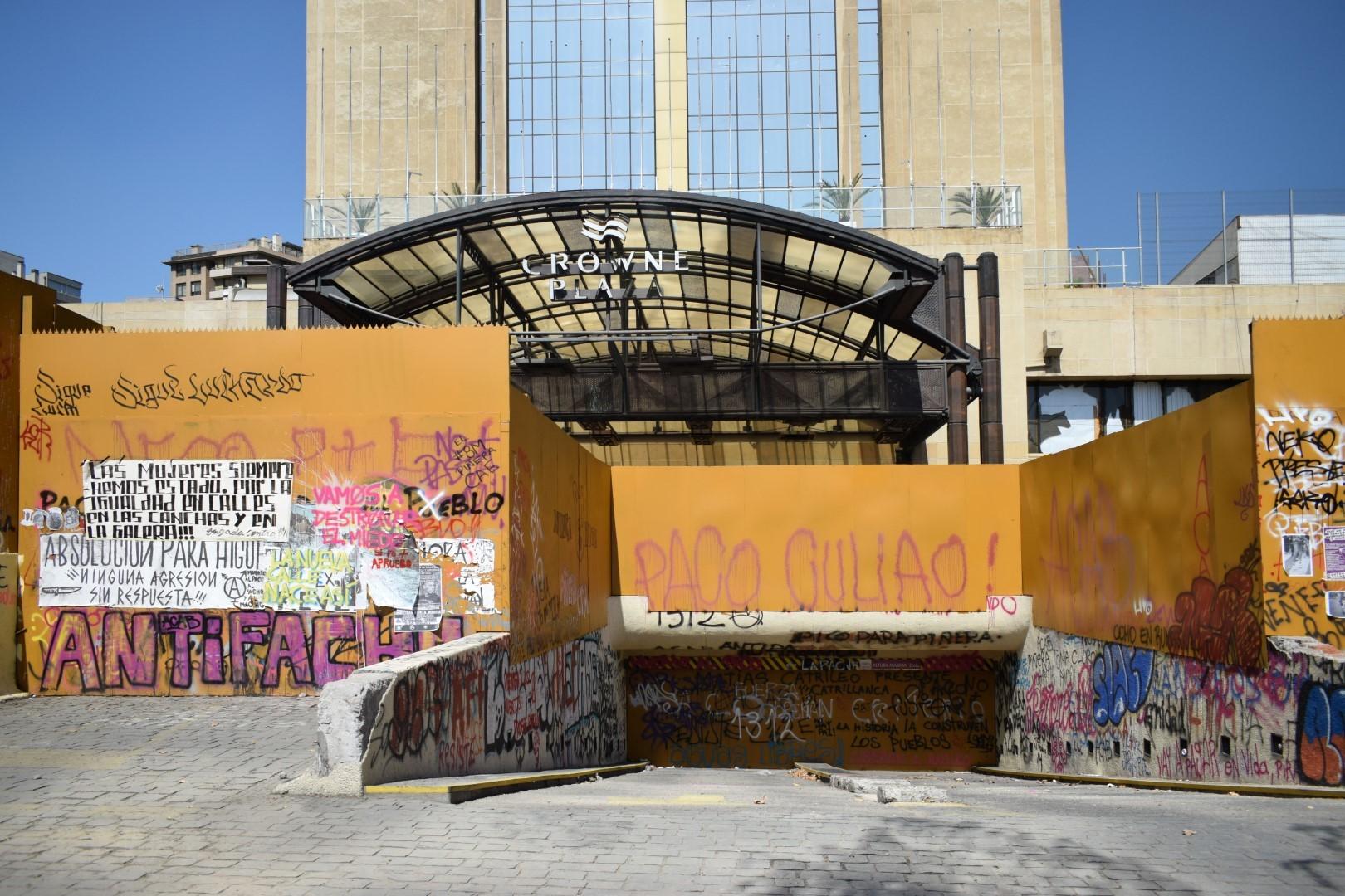 The Crowd Plaza Hotel, La Alameda, Santiago