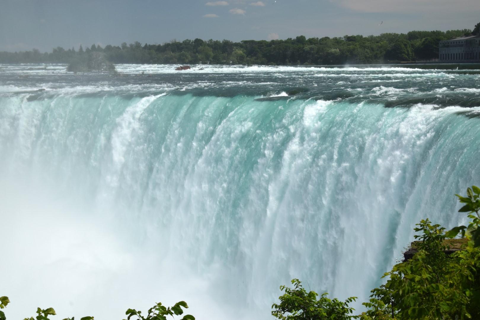 Horseshoe Falls, Niagara Parkway, Niagara Falls