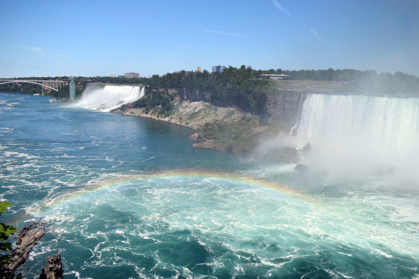 Niagara Parkway, Niagara Falls