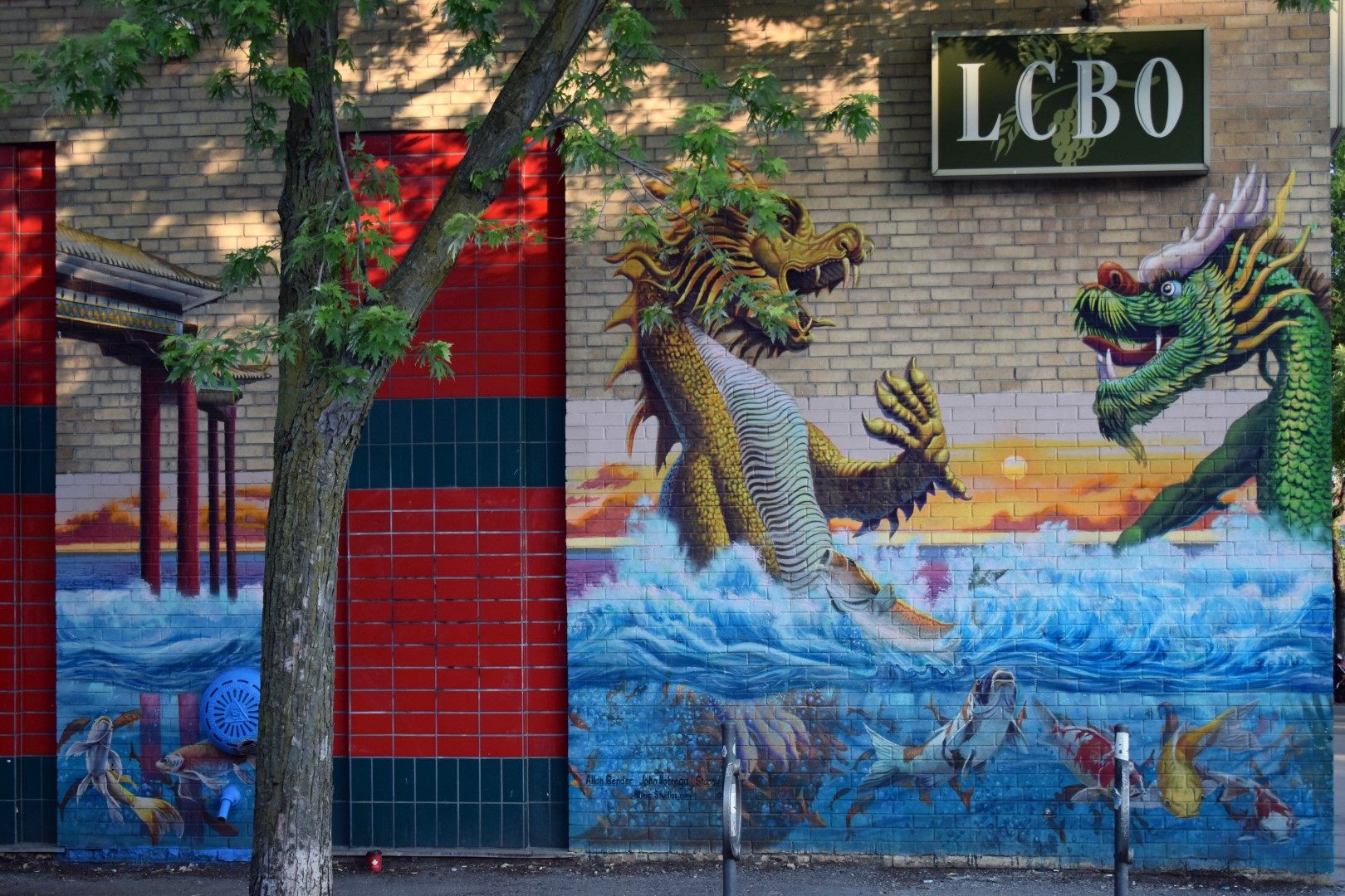 Spadina Avenue, Chinatown, Toronto