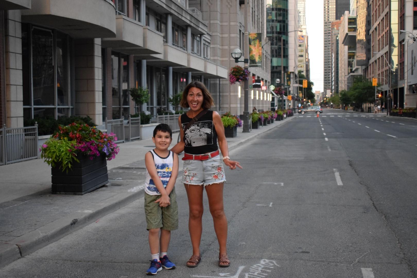 Wellington Street, Toronto