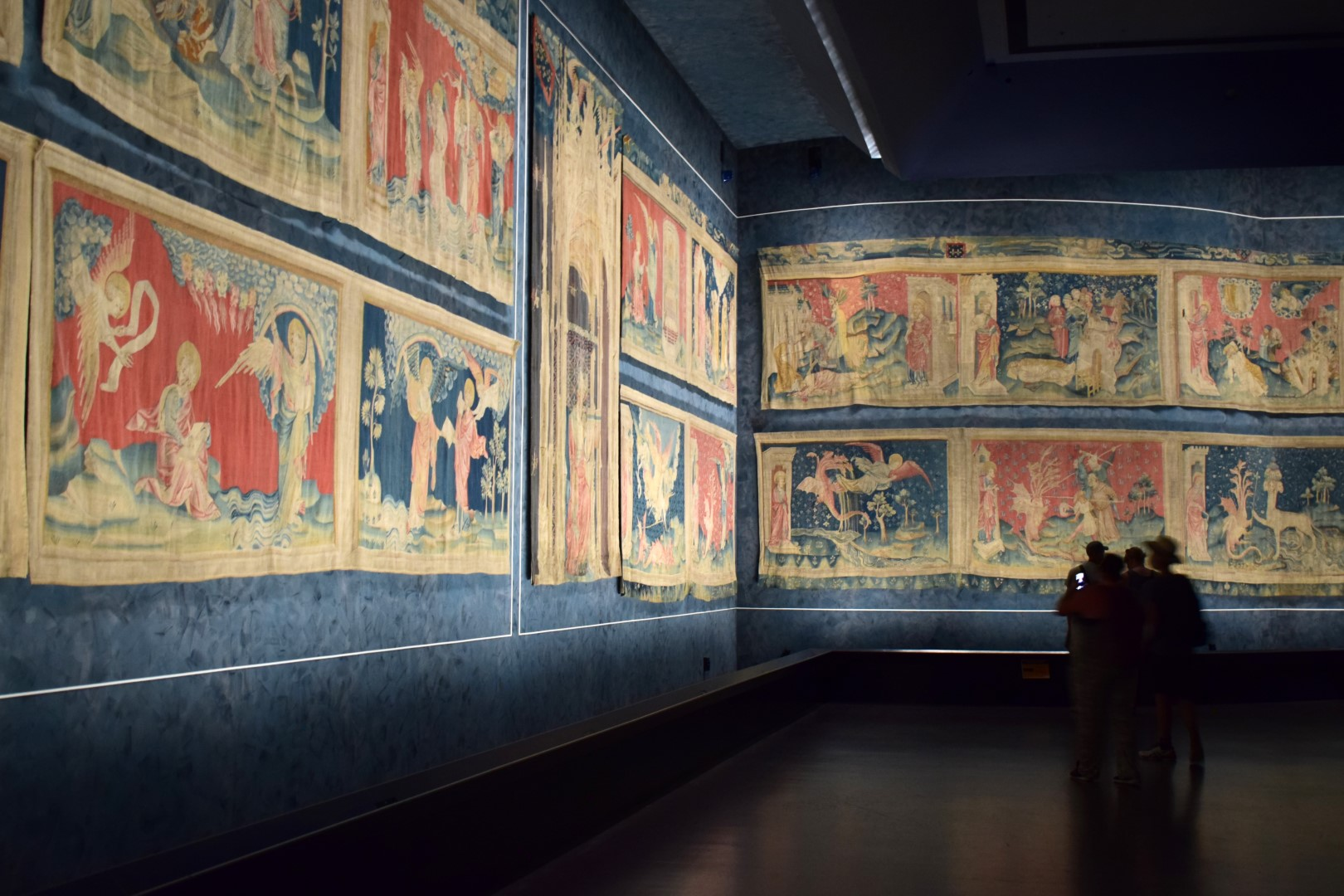 The Apocalypse Tapestry, Château d'Angers