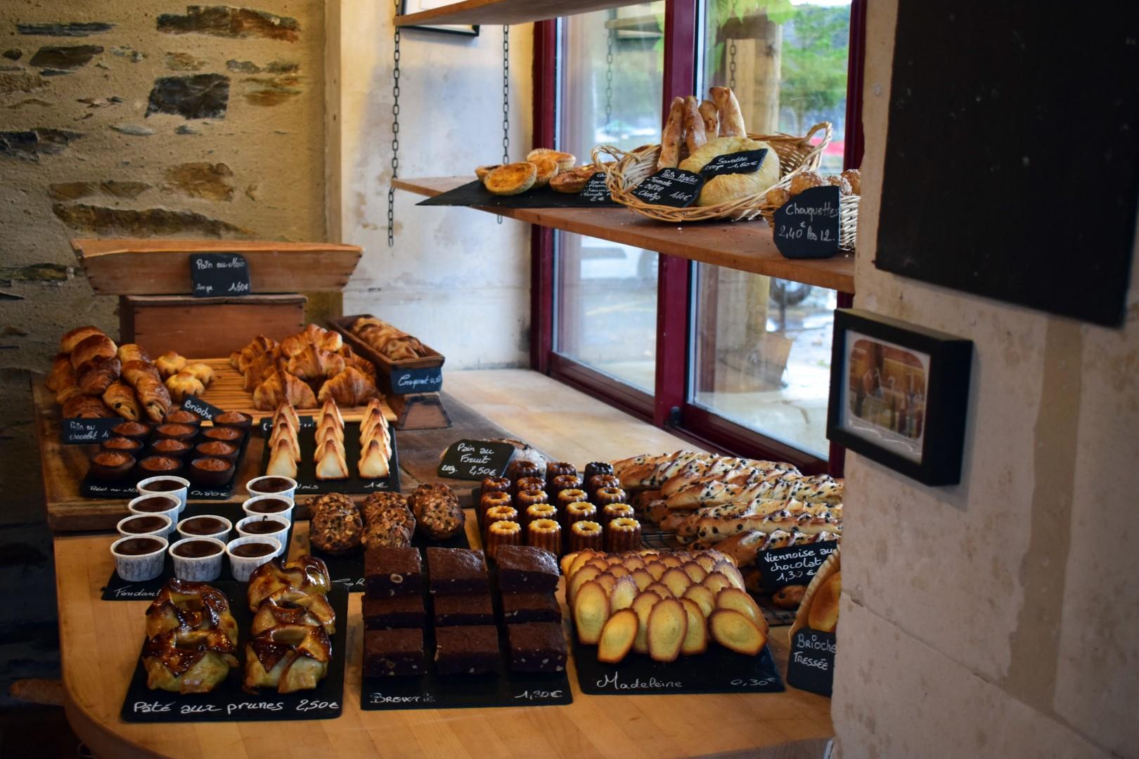Boulangerie des Carmes, Angers