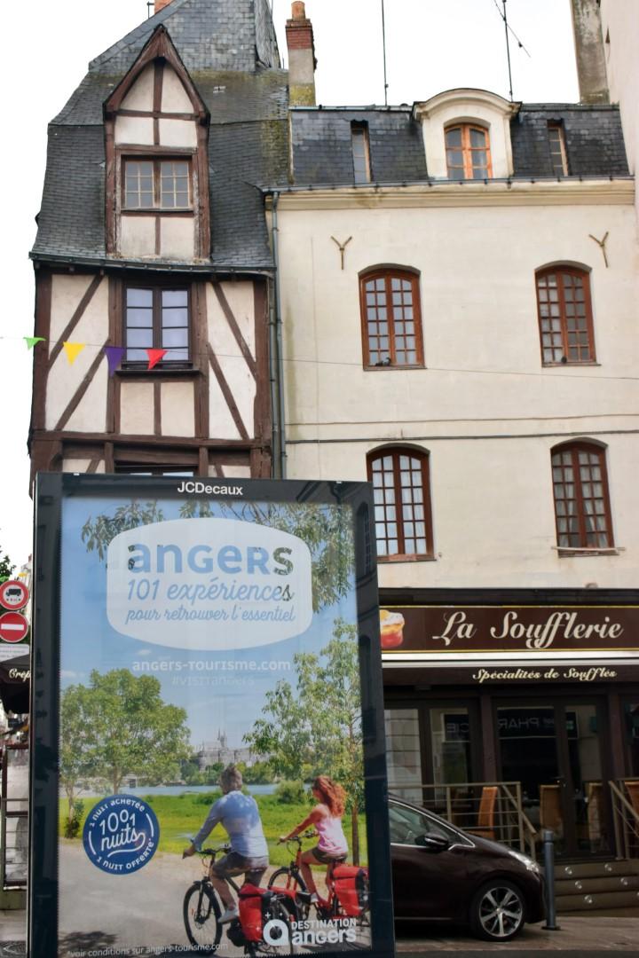 Rue Lenepveu, Angers