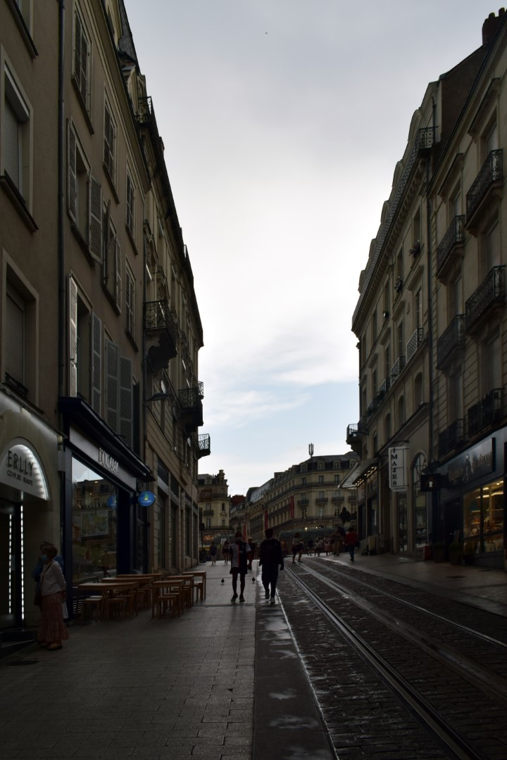 Rue de la Roë, Angers