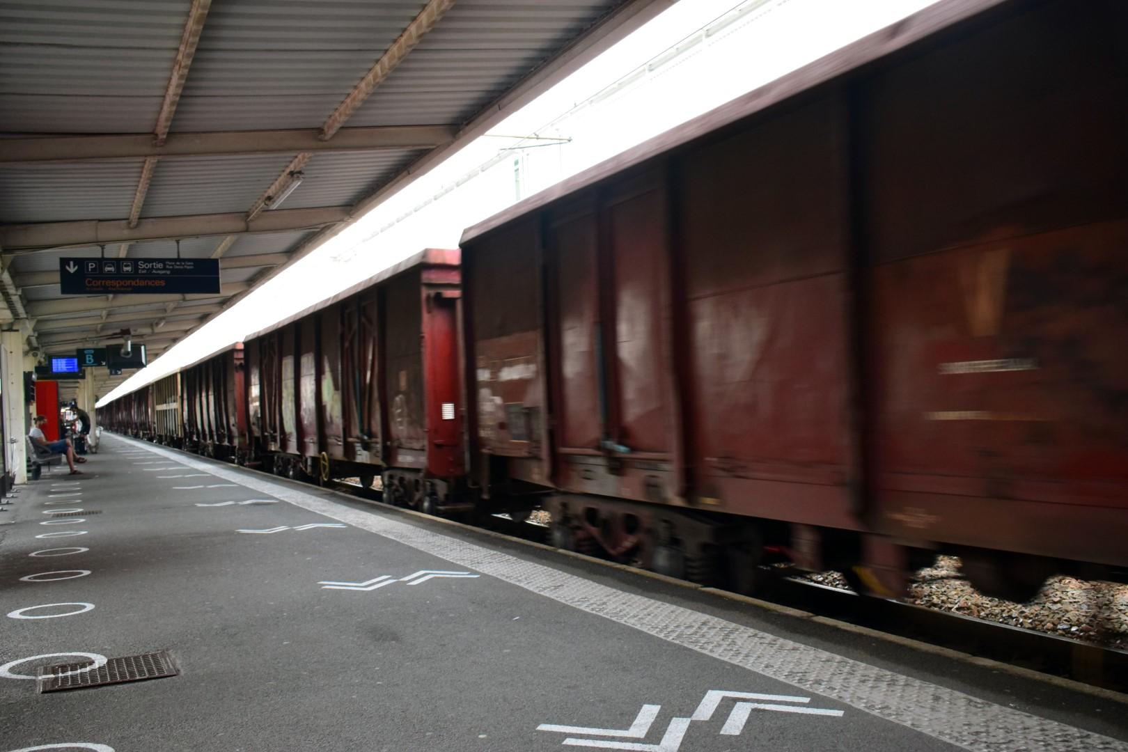 Gare d'Angers Saint-Laud, Esplanade de la Gare, Angers