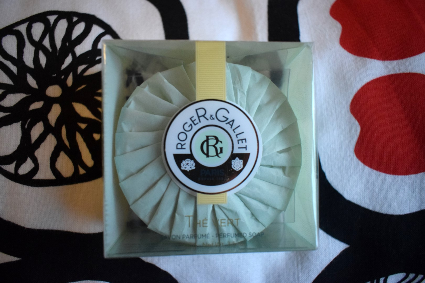 Roger & Gallet soap bar