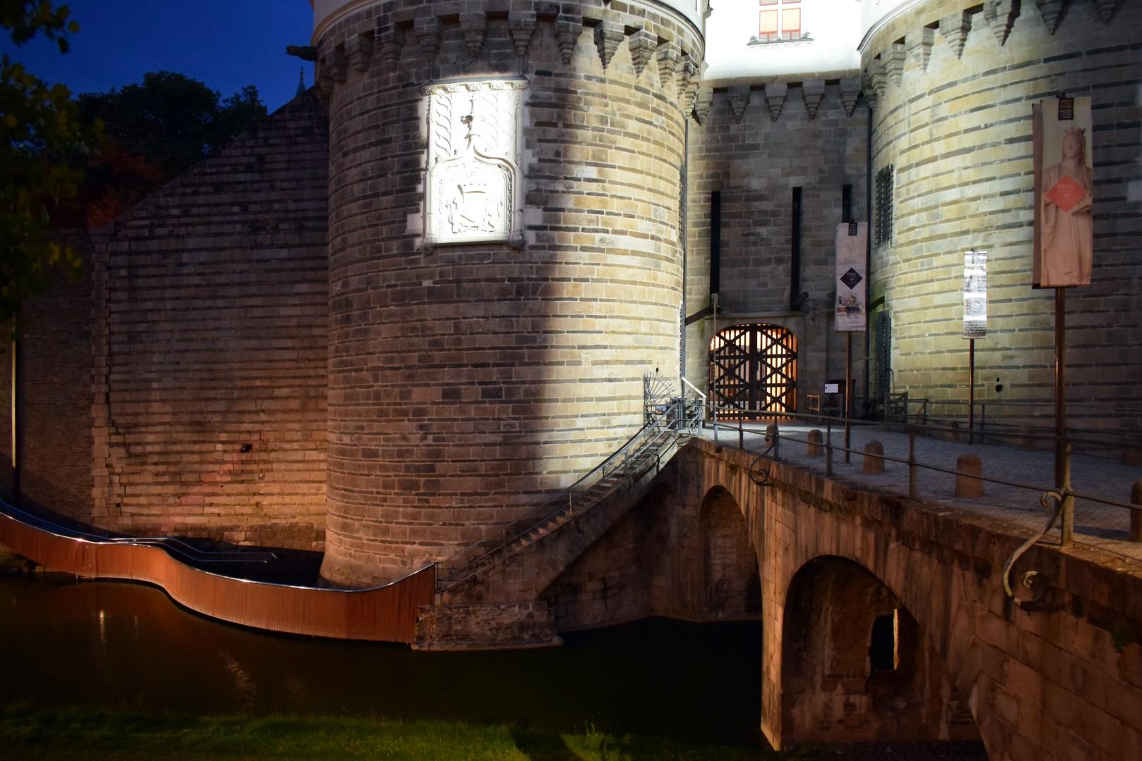 Château des ducs de Bretagne, Nantes, July 2020