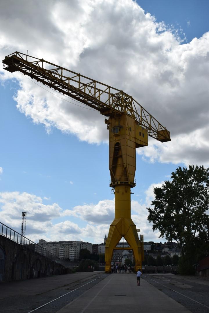 Île de Nantes, July 2020