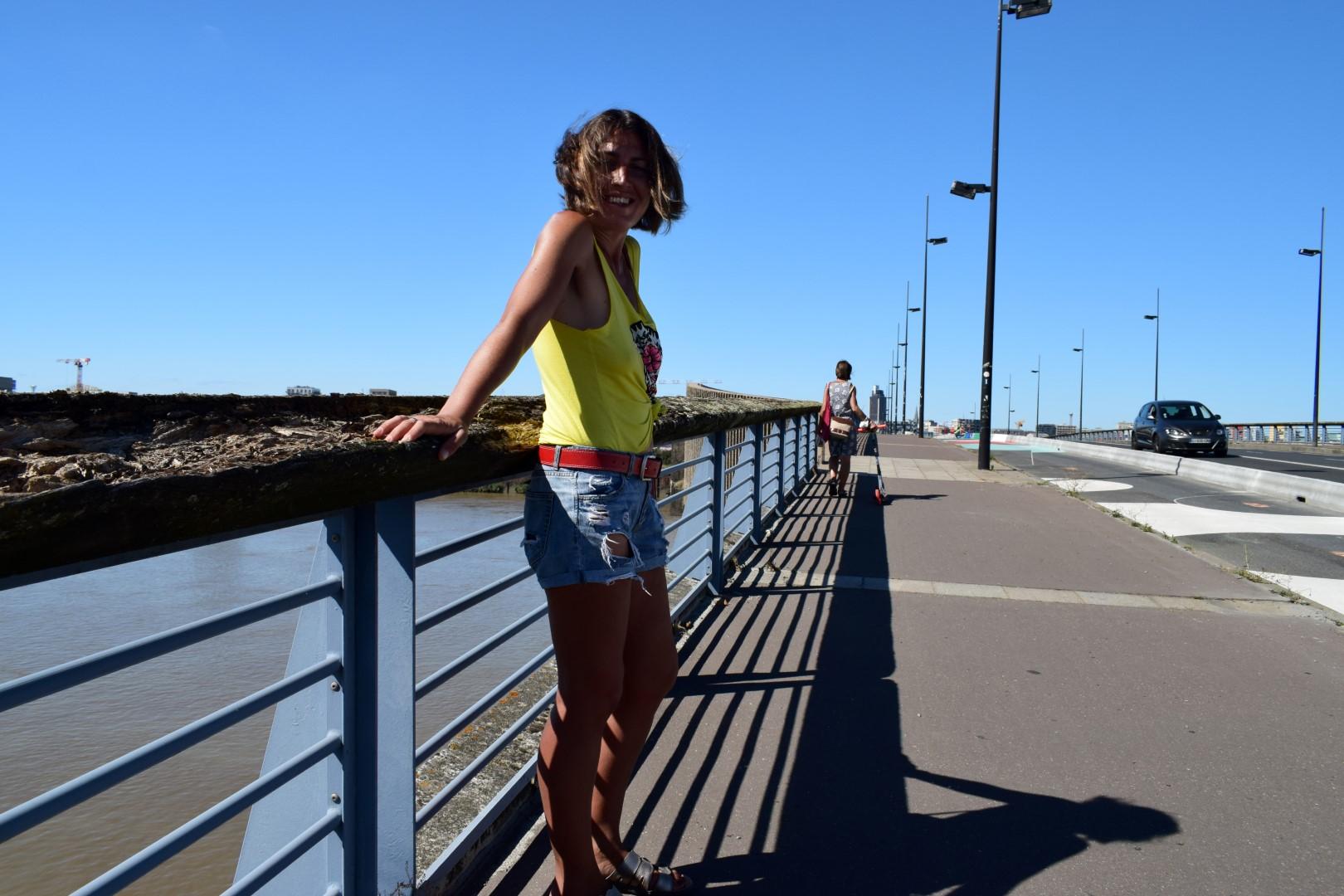 Pont des 3 Continents, Rezé