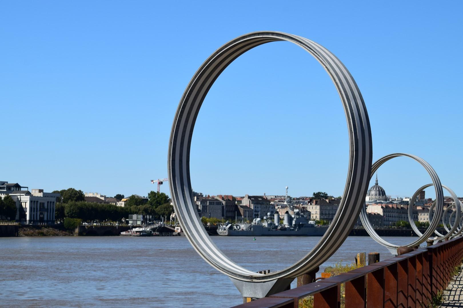 Quai des Antilles, Nantes, July 2020