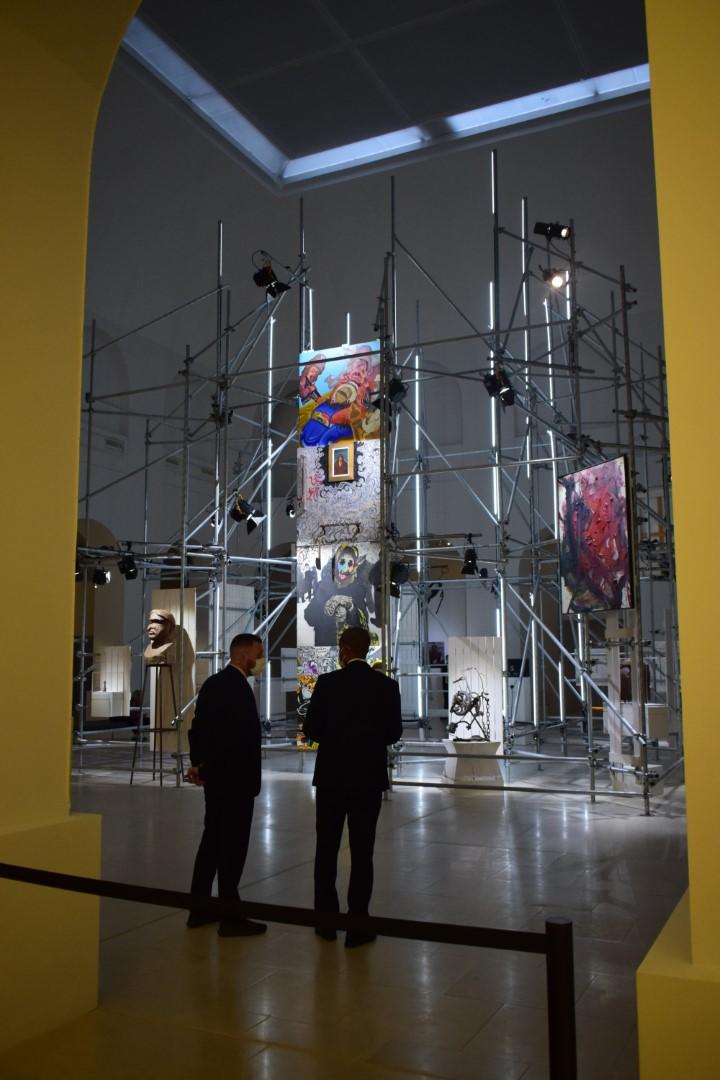 """""""Archipel"""" exhibition, Musée d'arts de Nantes, 10 Rue Georges Clemenceau"""