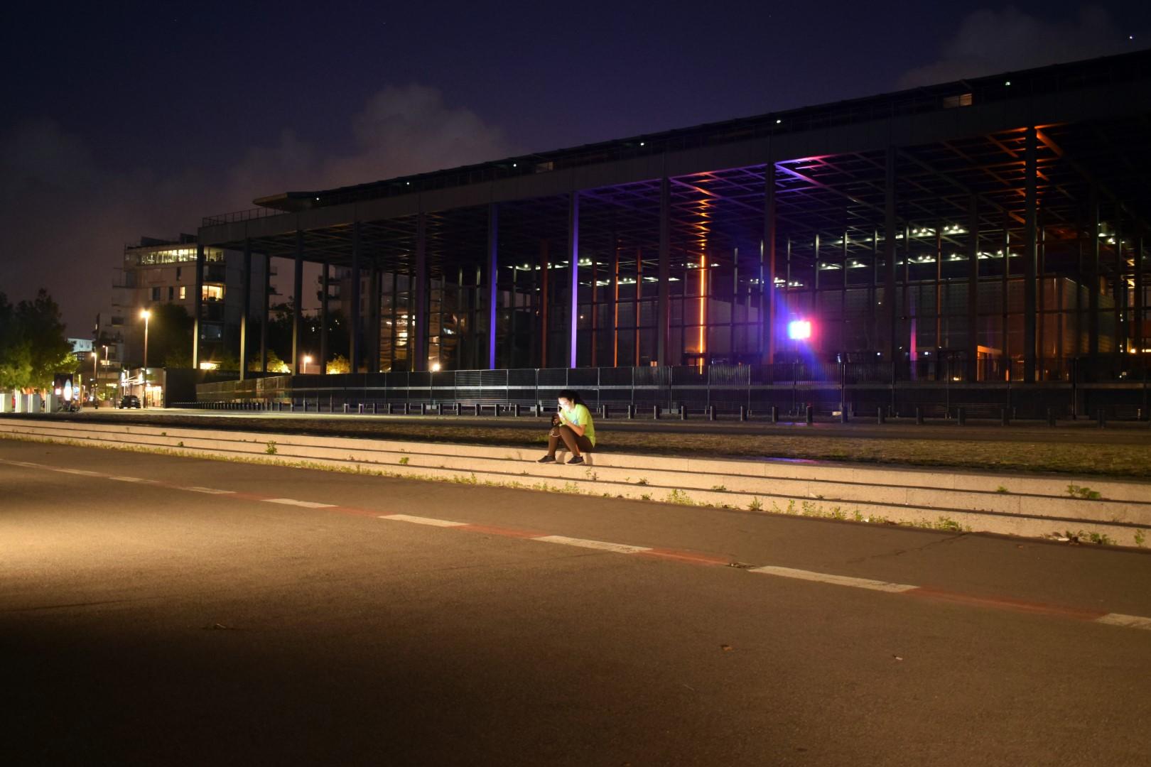 Palais de justice, Île de Nantes