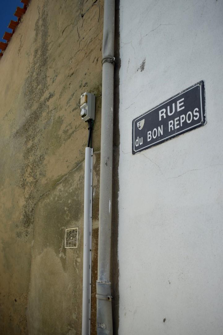 Rue du bon repos, Saint-Gilles-Croix-de-Vie