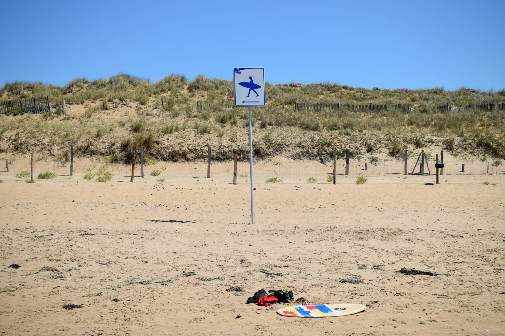 Grande plage, Saint-Gilles-Croix-de-Vie