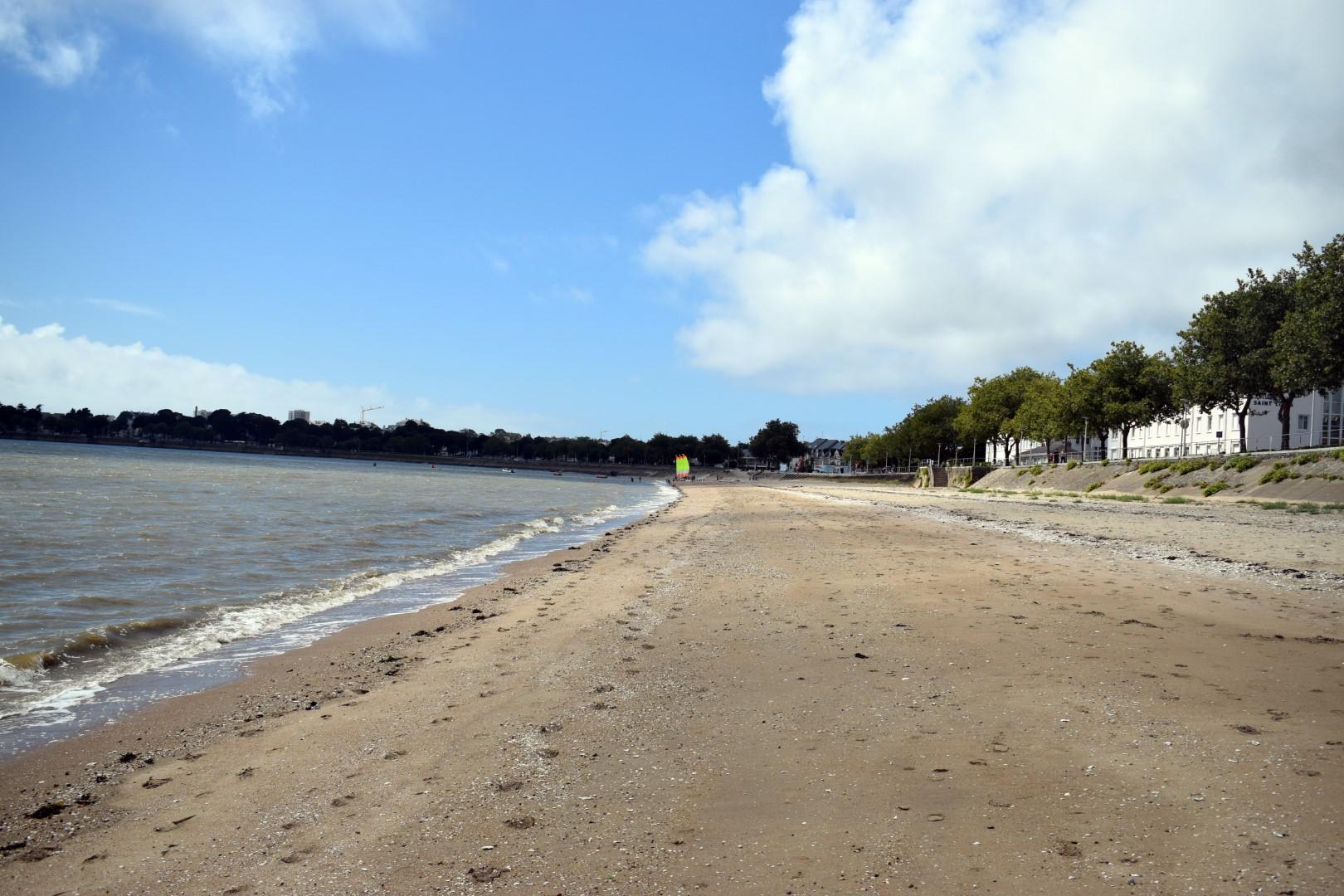 La grande plage, Saint-Nazaire, August 2020