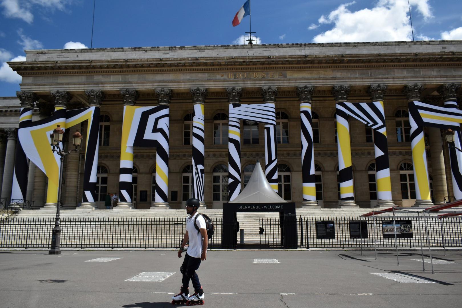 Place de la Bourse, Paris