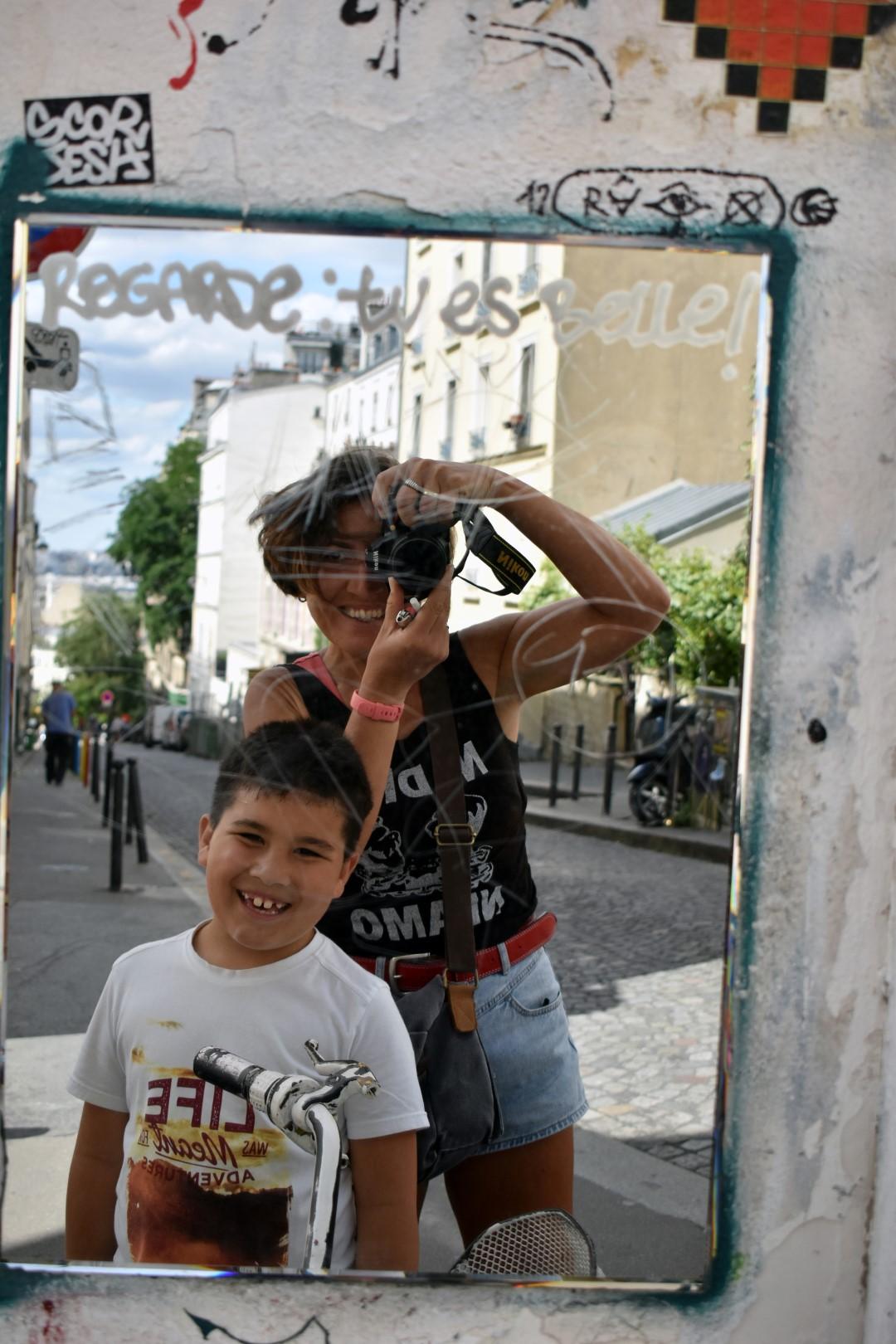 Rue du Calvaire, Paris