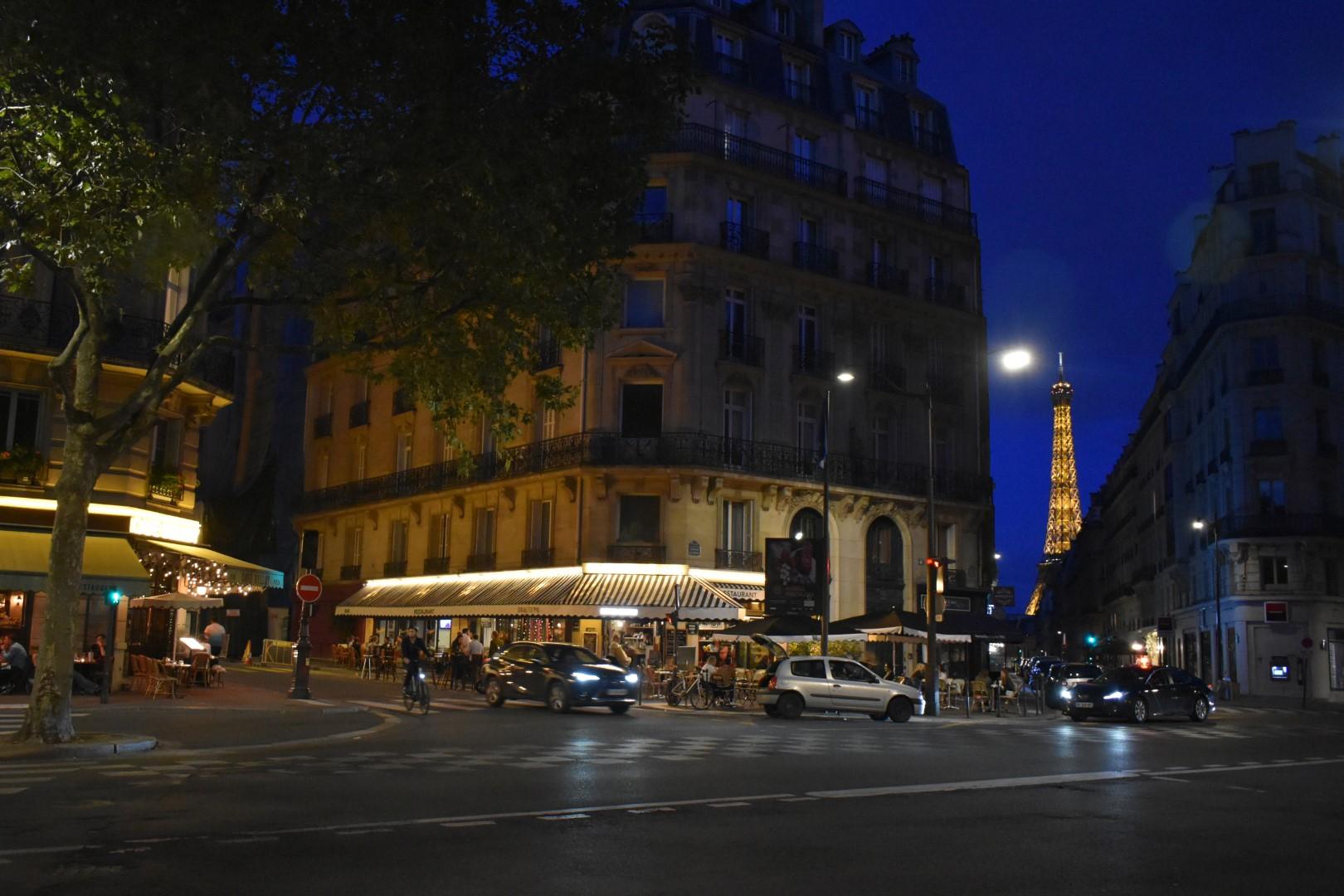 Avenue Kléber, Paris