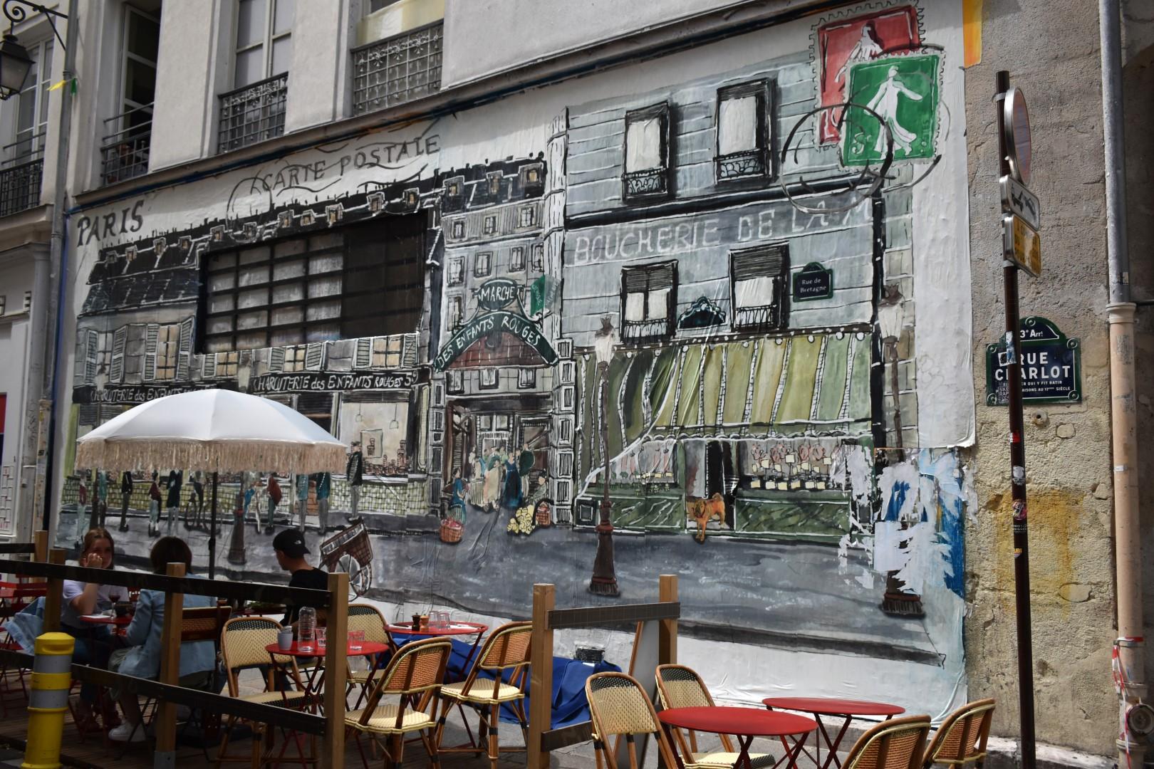 Rue Charlot, Paris