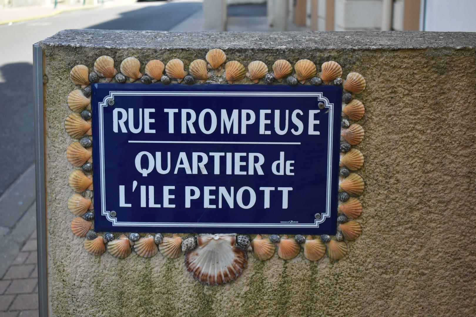 L'île Penotte, Les Sables-d'Olonne