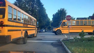 Back to school 2021 in Ottawa